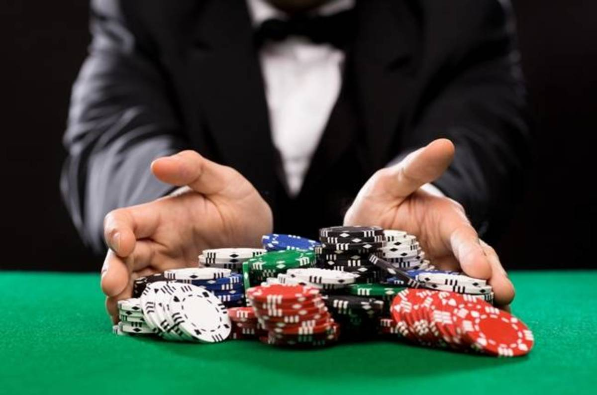 all in - IDN Poker Official Agent Site achieve to Eradicate Cheaters