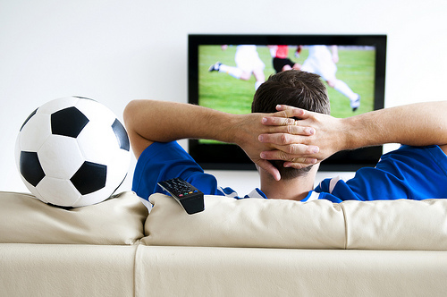 soccer on tv - Pick the betting chances dependent on the season and scene