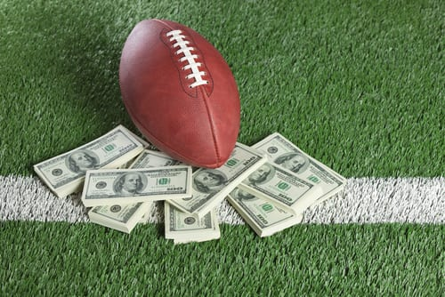 NFL football gambling digital wallets - Gaining extra cash with football forecasts