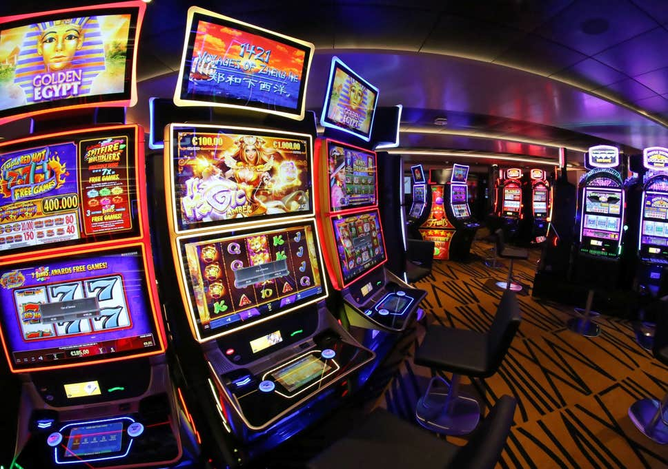 Casino slots - Have Slot Game Pleasure In Online Slot Gambling Website