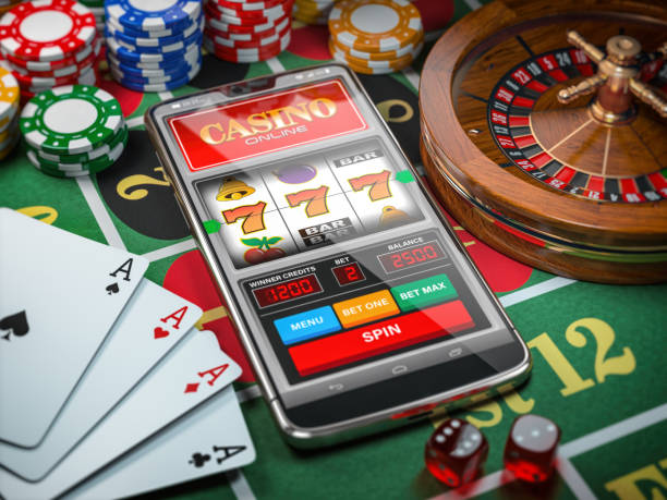 istockphoto 1188019651 612x612 1 - Get free play gaming machine from online gambling clubs